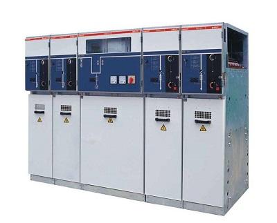 XGN15-12环网型高压开关柜(环网柜)