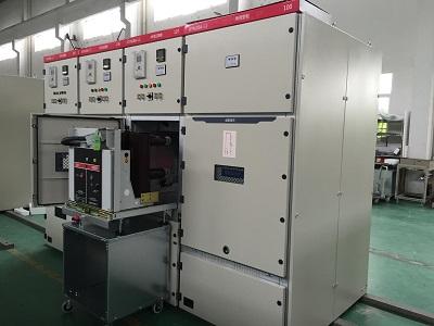 KYN28A-24户内铠装移开式金属封闭开关设备
