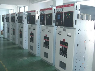 HXGN15-12箱式环网式高压开关柜(环网柜)