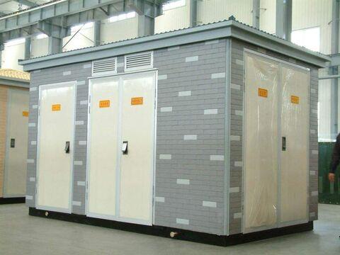 yb-12欧式箱式变电站