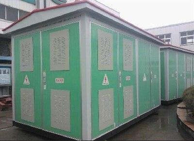 YBW型预装式箱式变电站