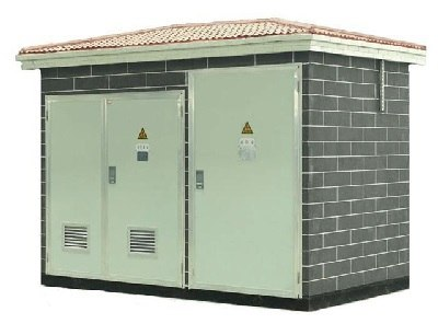 ZBW户外组合式箱式变电站