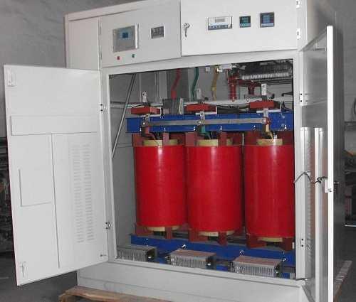 1250kVA干式变压器