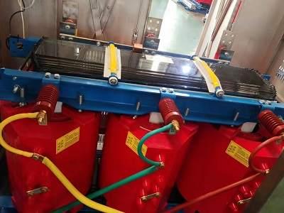 1600kVA干式变压器