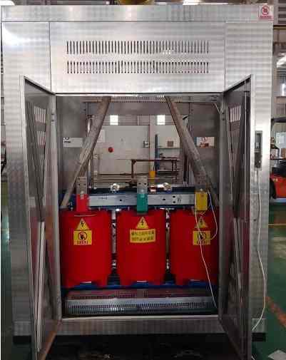 2000kVA干式变压器