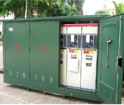 箱式变电站企业