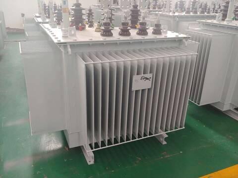 500kVA油浸式变压器