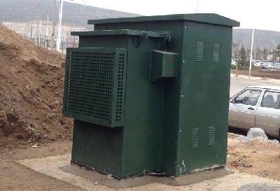 工厂用箱式变电站可以吗?